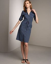 Wholesale lot of Ladies Denim Dresses Gently used starting at just $2.49 each.