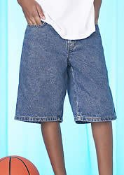 Wholesale kids Jean Shorts for as little as $2.39 a pair!