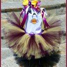 Lakers Fan Tutu Set