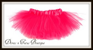 Hot Pink Tutu