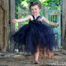 Black Halter Princess Tutu Dress