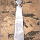 Silver Necktie