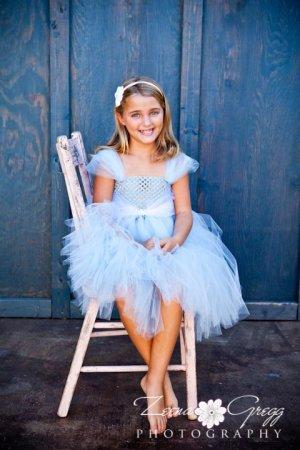 Princess Inspired Tutu Dress - Cinderella