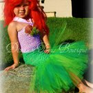 Under the Sea - Ariel Inspired Princess Dress