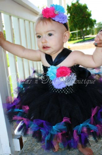 Rock Star Petti-Tutu Dress