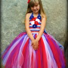 Fireworks Princess Dress