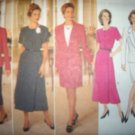Butterick 4397 JH Collectibles Designer Pattern Jacket, Top and Skirt Size 12 14 16 Uncut
