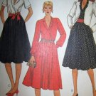 Vintage Made For You McCalls 7891 Pattern, Jacket and Dress Size 16 Bust 38, Uncut