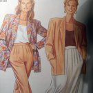 OOP Simplicity  7226 Pattern, Jacket, Skirt, Pants, Plus Sizes 8, 10, 12, 14, 16, 18, 20,  UNCUT