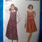 Simplicity Its So Easy 7987 Pattern, Jumper Plus Size 8 10 12 14 16 18 20 UNCUT