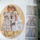 McCalls Kitty Benton Gourmet  9202 Pattern, Childs Dress, Petticoat, Headband, Size 6, 7, 8, UNCUT
