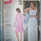 Vintage 1970s McCalls 5090 Pattern, Misses Dress and Jacket, Size 8, 10, 12, Bust 31.5, to 34, Uncut