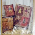 Alley Cat Tales 252 Pattern Country Cat Collections #1 Wall Hanging and Pillow NEW