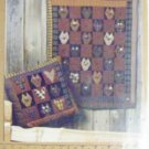 Alley Cat Tales 234 Pattern Alleycat Kids Wall hanging and Pillow NEW