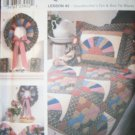 SIMPLICITY 9234 Sewing Pattern  Quilt Block Club Lesson # 2, UNCUT