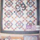 Butterick #5732 Aunt Nancy's Quilt & Pillow Pattern 2001 UNCUT