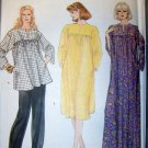 Very Easy Vogue 8154 sewing pattern, Dress Pants Top, Size 6 Petite, Bust 30.5, UNCUT