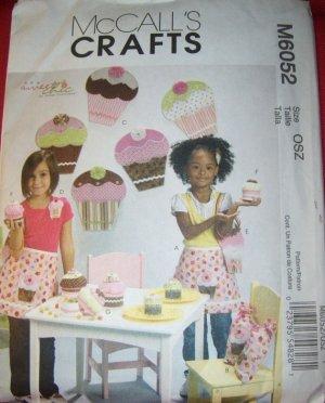 making it fun: Kid's Apron & Chef Hat