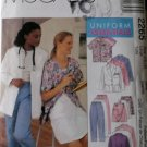 Scrubs Medical Uniform Lab, McCalls 2265 Sewing Pattern  Size 16, 18, UNCUT