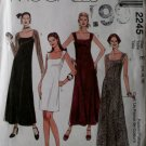 McCalls Pattern 2245 Misses Dress in 2 Lengths Sz 14, 16, 18, UNCUT