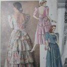 McCalls 4636 Sewing Pattern, Misses Gown Dress 12 14 16, UNCUT