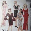 McCalls 7015 Pattern,  Misses Evening Cocktail Dress Gown Sz 4 6 8, UNCUT