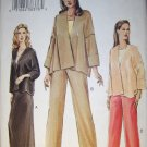 Easy Vogue Pattern V7916, Jacket, Skirt and Pants, Size 14, 16, 18, Bust 36, 38, 40, UNCUT