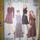 McCalls 7306 Pattern, Lined Jacket, Lined Vest and Skirt Size 20, 22, 24 Uncut