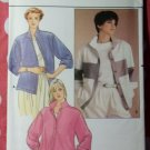 Vintage Butterick 3184 Pattern, Misses Loose Fitting Jacket,  Size 14 16 18, UNCUT