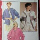 Vintage Butterick 3184 Pattern, Misses Loose Fitting Jacket,  Size 14 16 18, UNCUT