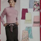 OOP Simplicity New Look 6541 Pattern, Misses Skirt 4 styles, Sz 10-22, UNCUT