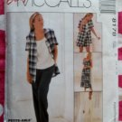 OOP Easy McCalls 8178 Pattern, Misses Dress, Top, Jacket, Pants, Shorts,  Sz 14, 16, 18, , UNCUT