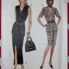 OOP Very Easy Vogue 8657 Misses & Petite Top & Skirt Pattern, Sz 6 8 10, Uncut