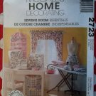 McCalls 2723 Sewing Room, Machine Cover & Organizers  Pattern, Uncut