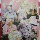 OOP Simplicity 4594 Erica Grace Designer Bunnies Bears & Clothes Sewing Pattern, Uncut