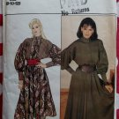 Vintage Butterick 4538 Misses Dress Pattern, Size 8 10 12, Uncut