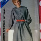 Vintage Butterick 5140 Misses Dress Pattern, Size 8 10 12, Uncut