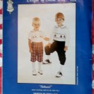 Heirloom Boys Shirt and Pants, Designs by Teena Day T004 Pattern, Size 3 4 5 6, Uncut