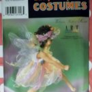 Costume Girls Fairy Dress Slip Panties Wings & Headpiece Simplicity 8838 Pattern, Sz 3 to 8, Uncut