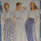 New Look  6560 Skirts Pattern, size 8 to 20, Uncut