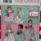 "Simplicity 5266 Daisy Kingdom Sweet Memories 18"" Doll Clothes Simplicity 5266 Pattern, Uncut"
