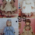 "Historical 18"" Doll Clothes Butterick 6667 Pattern, Uncut"