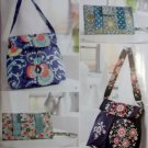 Bags and Clutches Simplicity 0368 New Sewing Pattern, Uncut