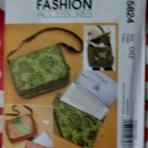 Jennifer Lokey Design Bags & Laptop Cover McCalls M5824 New Sewing Pattern, Uncut
