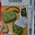 Jennifer Lokey Design Bags & Laptop Cover McCalls M5824 New Sewing Pattern, Uncut