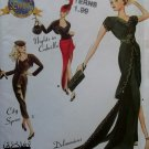 """Couture Doll Clothes For 15.5"""" 39.5 cm Fashion Doll Simplicity 9317 Pattern, Uncut"""