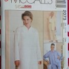 Misses Jacket & Top McCalls 2073 Pattern, Size Med 12 14 Bust 36 UNCUT