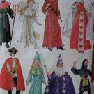 Simplicity Unisex Childs Costumes Simplicity 4861 Pattern, Sz S To L, Uncut
