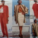 Easy Jacket Top Skirt Pants Pattern Easy Butterick 4502 Ensemble sz 14, 16, 18, uncut