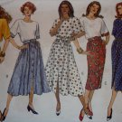 Easy Classics Misses/Misses Petite Dress Butterick 6785 Pattern, Size 12 14 16, Uncut